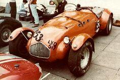 Allard J2 de 1950