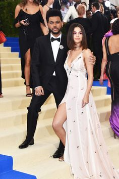 Selena Gomez In Coach With The Weeknd