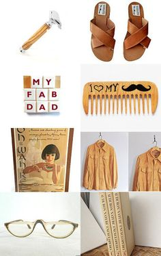 Father's day: handmade gifts by Tania on Etsy--Pinned with TreasuryPin.com