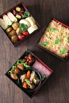 REBLOGGED - Japanese bento box