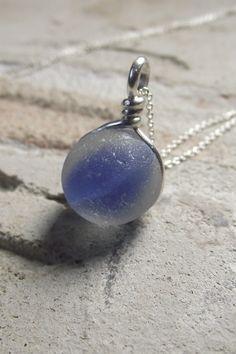 Love sea glass marbles