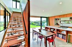 Phil and Yvonne's modestly beautiful new build | Habitat by Resene | Phil and Yvonne's modestly beautiful new build