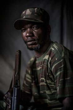 Things Fall Apart: Masculinity and Violence in Congo | Pete Muller