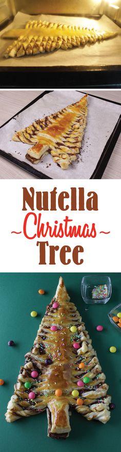 http://bestkitchenequipmentreviews.com/best-knife-sets/ Nutella Christmas Tree - Nutri Recipes