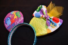 Fun tutorial to create your own custom Mickey Ears!