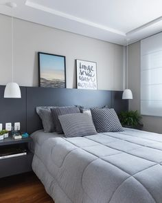 49 Stylish Bedroom Ideas Everyone Should Keep - Luxury Interior Design Modern Bedroom Decor, Stylish Bedroom, Home Bedroom, Bedroom Furniture, Living Room Decor, Master Bedroom, Bedroom Ideas, Contemporary Bedroom, Master Suite