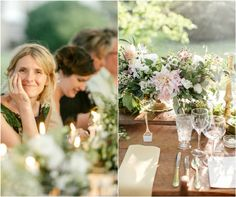 Summer soiree with author Elizabeth Gilbert at the Woodlands in Philadelphia;  styling and decor by Love 'n Fresh Flowers; photo by Emily Wren Photography