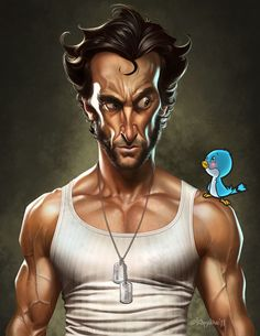 25 Mind Blowing Digital Art works and illustrations by Loopy Dave. Follow us www.pinterest.com/webneel