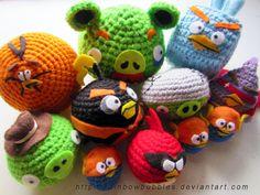 OMG, Angry Birds Space by ~Rainbowbubbles AngryBirdSpot.com