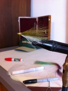 Bullet-head Baitfish - On The Vise