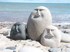 Crystals For Protection Auras Printing Ideas Useful Modern Sculpture, Abstract Sculpture, Sculpture Art, Cement Art, Concrete Art, Stone Crafts, Rock Crafts, Steinmetz, Stone Gallery