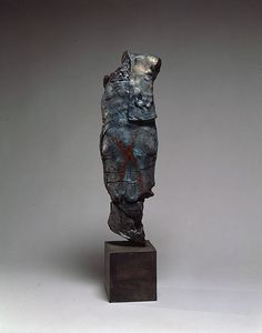 Torso Gallery - Stephen De Staebler art, plastic arts, visual arts, art, sculptures, paintings