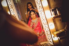 #bridal #portrait #wedding Sabyasachi, Lehenga, Punjabi Bride, Outfit Posts, Curvy Fashion, Indian Fashion, Lifestyle Blog, India Fashion, Indie Fashion