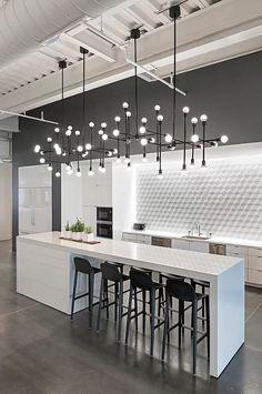 veredas.arq.br --- Cozinha:10 inspirações para revestimento de cozinhas, confira! #cozinha #revestimento #homedecor #decor #kitchen