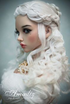 Beautifully handmade dolls