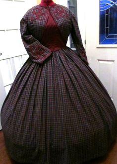 raffle dress front