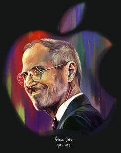 This is our own way of remembering Steve #Jobs - with a collection of 40 of the most awesome artwork dedications by amazing artists out there.