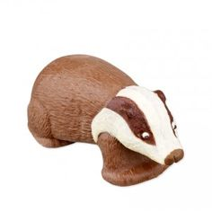 It is official – I adore Betty's chocolate Easter badgers! Inspired from the classic British woodland scene, thesegorgeouscreaturesbecamean endangered species last year, and quite frankly, I am determined to snare one this time. Hand crafted from Betty's swiss chocolate, they are almost too lovely to eat with their cute marzipan noses……almost…..