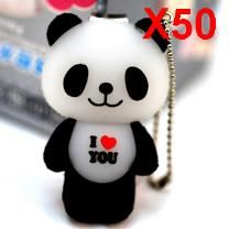 Wholesale Lot 50 Panda Bear Nail Clippers - 50 X Nail Clippers - Bear Design - Compact Size