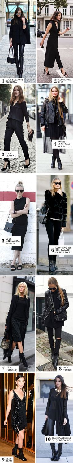 15220a9323 Layla Monteiro look total black roupa preta como usar