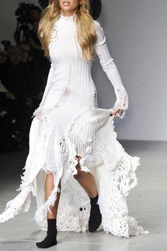 Sibling at London Fashion Week Fall 2014 - StyleBistro