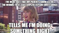 """I made this @TSwift1989 :) I hope you like it and realize how unbelievably true it is! My mom literally told me the other day """"You know the new Taylor commercial with all the cats, whatever song that was, I could sing all of the words"""" *I start playing """"How you Get the Girl""""* and she literally was singing all of the words. Thank you for being amazing enough for them to do that. (Rest is in comments, 500 character limit.....)"""