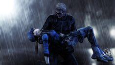Wesker and Jill: Carried Away by LoneWolf117.deviantart.com on @deviantART