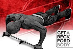 Meet the Beckford Bar: a linear motion push up bar that helps you build strength on your body without putting unnecessary stress on your joints and tendons. It is designed to strengthen your core. The Beckford Bar can be set up in minutes and weighs under 5 pounds. You can fit it in a backpack …