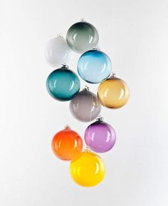 Sisustuspallo by Bloun Helsinki, Finland, Fashion Art, Pearl Earrings, Pearls, Lifestyle, Glass, Interior, Christmas