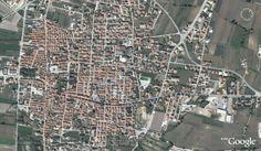 San Benedetto dei Marsi foto aerea