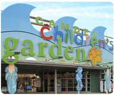 Camden City Garden Club and Battleship NJ