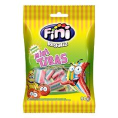 Fini Tubes, Gelatina Natural, Potato Chip Flavors, Pink Candy Buffet, Bubble Gum Machine, Taffy Candy, Lava Cake Recipes, Road Trip Snacks, Chocolate Lava Cake