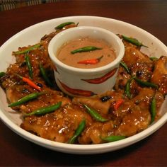 """Thai-Style Chicken Wings 