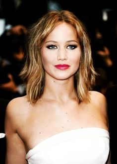 Jennifer Lawrence is beautiful and a great actress. She is funny too.