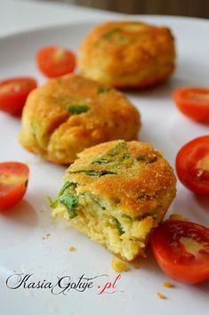 Dumplings, Food Inspiration, Muffin, Paleo, Food And Drink, Gluten, Healthy Recipes, Vegan, Dinner