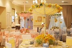 Let the celebration begin!: Elegant, Beautiful Decorations for a Tea Party, Bridal Shower, Baby Shower or Little Girl's Birthday Party