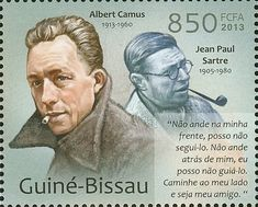 Camus - Sartre