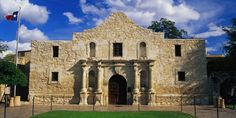 Alamo, San Antonio Missions Become World Heritage Site in Texas Alamo San Antonio, San Antonio Missions, Six Flags Fiesta Texas, Concrete Blocks, Old Building, 50 States, United States, World Heritage Sites, American History