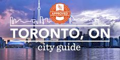 A Healthy City Guide for Toronto, Ontario. Where to eat, where to stay, and what to do - including Toronto's gluten-free and vegan restaurant options.