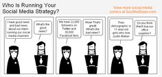 [COMIC] Who Is Running Your Social Media Channels? Is It Your Intern? Are you willing to risk your company reputation by putting an intern in charge of your social media channels? Would you be prepared if their activities sparked a social media crisis for your company?