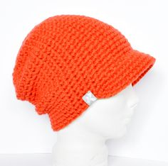 Design Your Own Peaked Floppy Slouchy Beanie