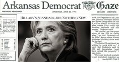 08-25-2016 When a liberal paper like this calls Hillary out, you know things are getting very bad for the Democrat nominee.