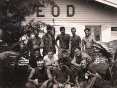 I  was in this unit when ir stood down in Dec of 1972, I was the only black in the unit, as a clerk