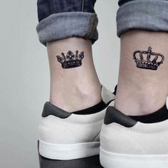 King and Queen Temporary Tattoo Sticker (Set of Hd Tattoos, King Tattoos, Fake Tattoos, Couple Tattoos, Sleeve Tattoos, Lover Tattoos, Tatoos, Temporary Tattoo Sleeves, Custom Temporary Tattoos