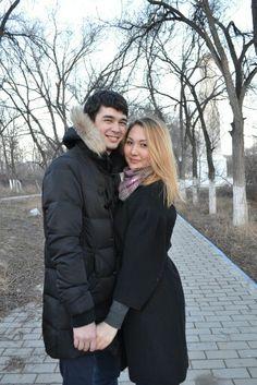 Azamat and me