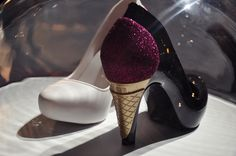Karl Lagerfeld for Melissa shoes!