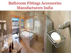 Get Modern Bathroom Decoration Ideas & Bathroom Fitting Accessories From Top High Quality bath Hardware Product Manufacturers, Exporter, and Suppliers of India. Www.rajsteel.com