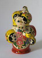 ART: Jaime Pitarch - Chernobyl sculpture. An ironic, absurdist treatment of a gigantic tragedy => GENIUS