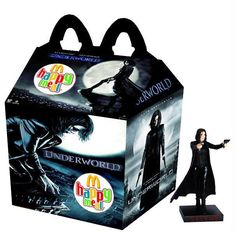 """Underworld"" Happy Meal"