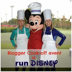 Cooking with Mickey!